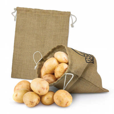 Jute Produce Bag - Large (115071_TRDZ)