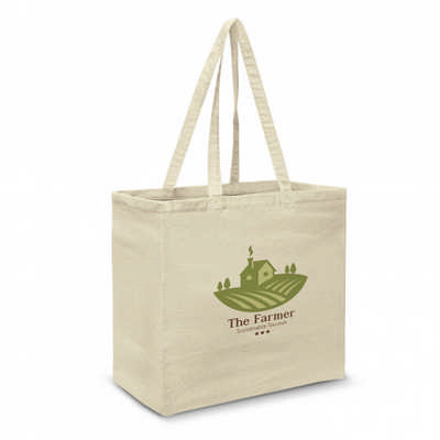 Galleria Cotton Tote Bag (115116_TRDZ)