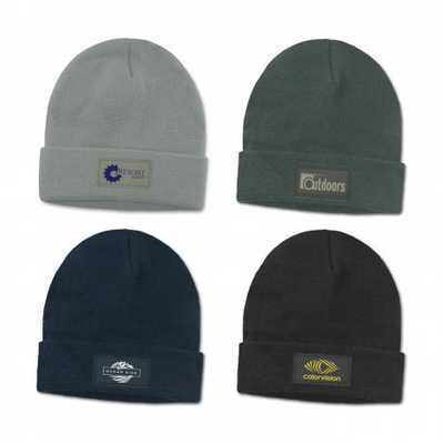 Everest Beanie with Patch (115716_TRDZ)