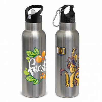 Nomad Vacuum Bottle - Stainless (115849_TRDZ)