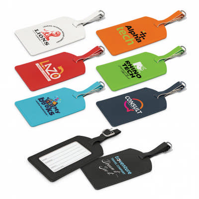 Aero Luggage Tag (116684_TRDZ)