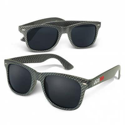 Malibu Premium Sunglasses - Carbon Fibre (116746_TRDZ)