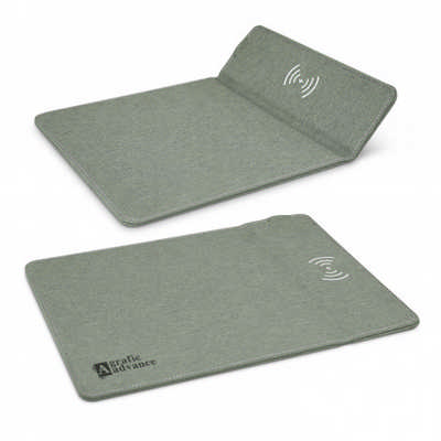 Greystone Wireless Charging Mouse Mat (116768_TRDZ)