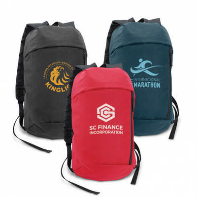 Compact Backpack - (printed with 1 colour(s)) - (116945_TRDZ)