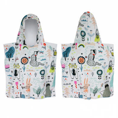 Kids Hooded Towel (117465_TRDZ)