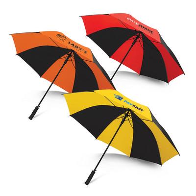 Hydra Sports Umbrella - Black Panels (117672_TRDZ)