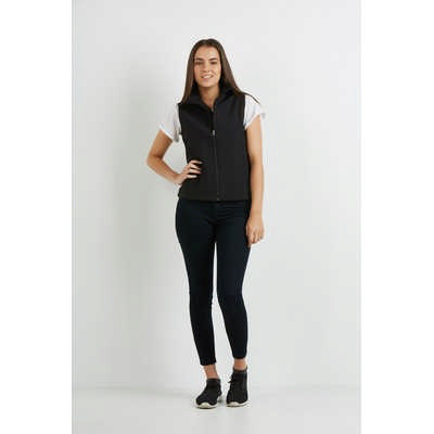 Womens 3K Softshell Vest (SVG_AU)