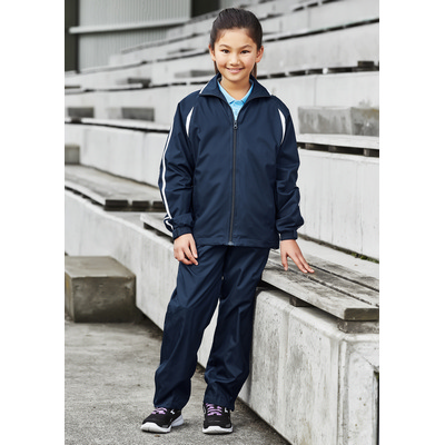 Kids Flash Track Top