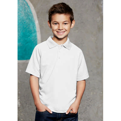 Kids Sprint Polo Shirt
