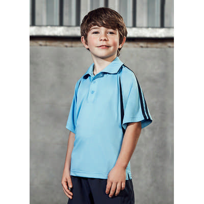 Kids Flash Polo