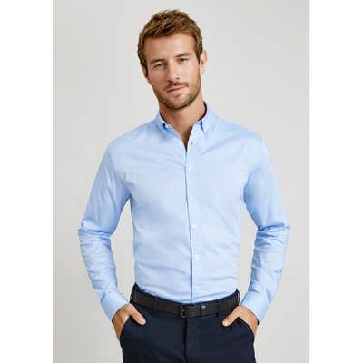 Camden Mens Long Sleeve Shirt (S016ML_BIZ)