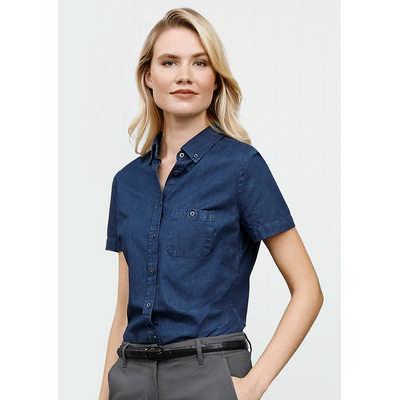 Indie Ladies Short Sleeve Shirt (S017LS_BIZ)