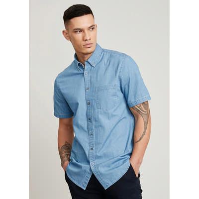 Indie Mens Short Sleeve Shirt (S017MS_BIZ)