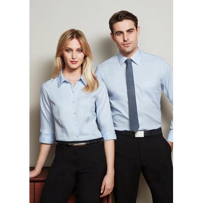 Mens Luxe Long Sleeve Shirt (S10210_BIZ)