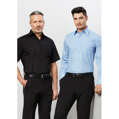 Mens Base Long Sleeve Shirt (S10510_BIZ)