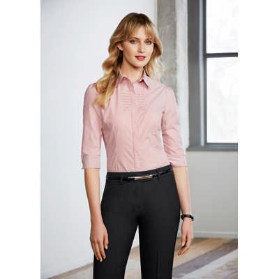 Ladies Berlin 3/4 Sleeve Shirt (S121LT_BIZ)