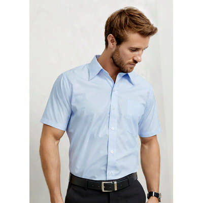 Mens Ambassador Short Sleeve Shirt (S251MS_BIZ)
