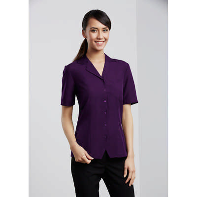 Ladies Plain Oasis Overblouse
