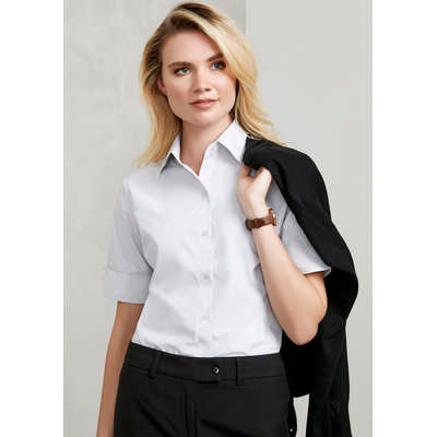 Ladies Ambassador Short Sleeve Shirt (S29522_BIZ)