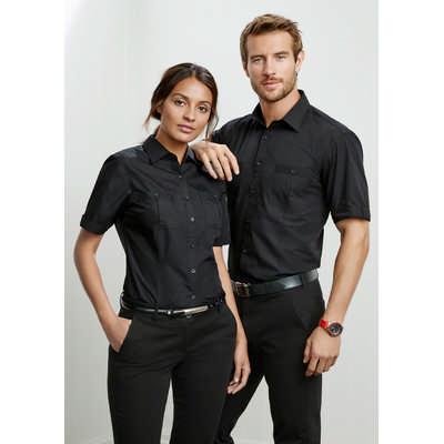 Mens Bondi Short Sleeve Shirt (S306MS_BIZ)