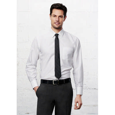 Mens Preston Long Sleeve Shirt (S312ML_BIZ)