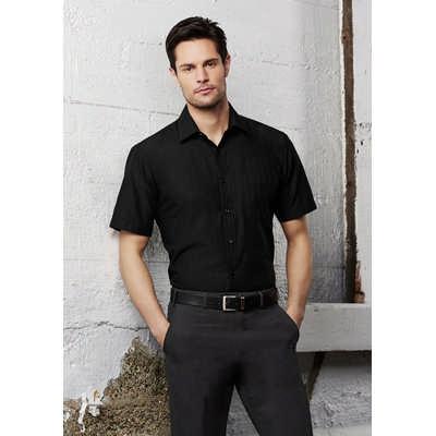 Mens Preston Short Sleeve Shirt (S312MS_BIZ)