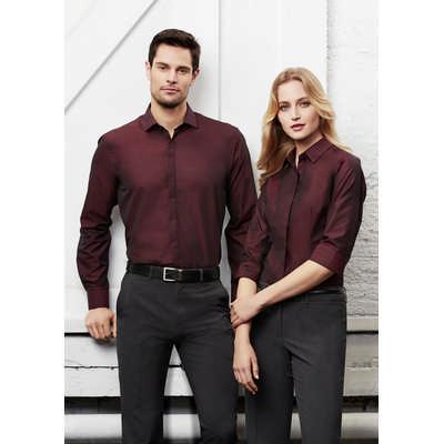 Mens Hemingway Long Sleeve Shirt (S504ML_BIZ)