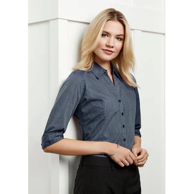 Ladies Trend 3/4 Sleeve Shirt (S622LT_BIZ)