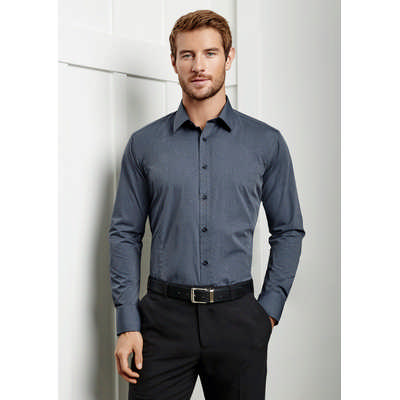 Mens Trend Long Sleeve Shirt (S622ML_BIZ)