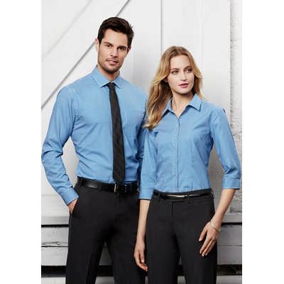 Mens Ellison Long Sleeve Shirt (S716ML_BIZ)