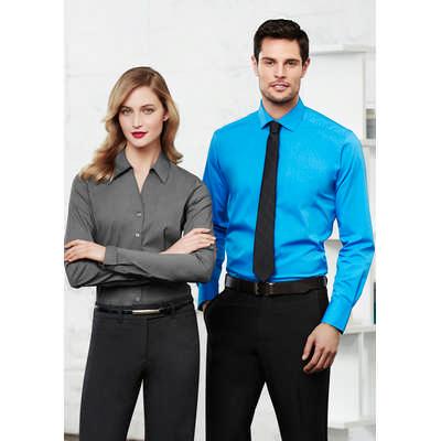 Mens Monaco Long Sleeve Shirt (S770ML_BIZ)