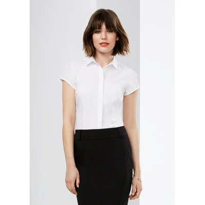 Ladies Euro Short Sleeve Shirt (S812LS_BIZ)