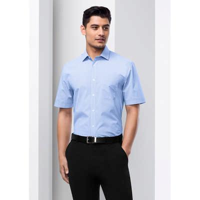 Mens Euro Short Sleeve Shirt (S812MS_BIZ)