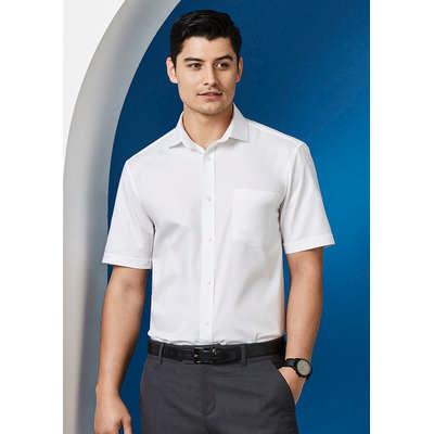 Mens Regent S/S Shirt (S912MS_BIZ)