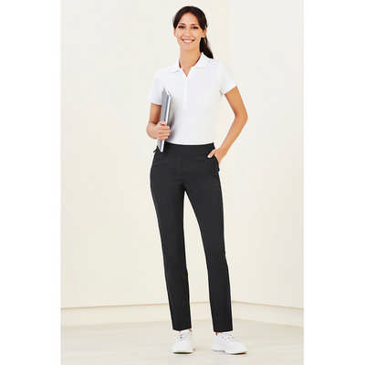 Womens Jane Ankle Length Stretch Pant
