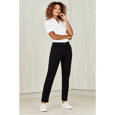 Womens Comfort Waist Slim Leg Pant CL953LL_CARE