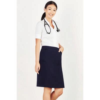 Womens Comfort Waist Cargo Skirt CL956LS_CARE