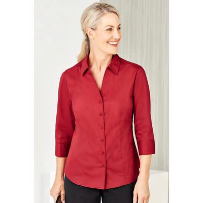 Ladies Monaco 34 Sleeve Shirt S770LT_CARE