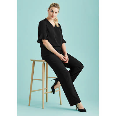 Womens Adjustable Waist Pant (10115_BZC)