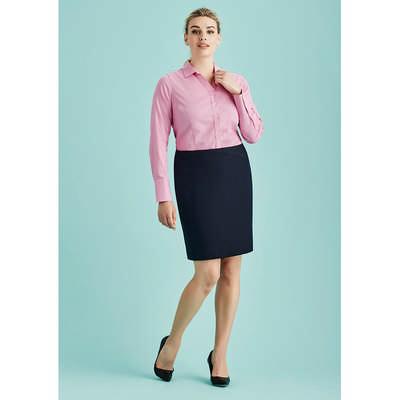 Womens Chevron Skirt (20114_BZC)