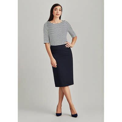 Womens Relaxed Fit Skirt (24011_BZC)