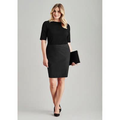Womens Chevron Skirt (24014_BZC)