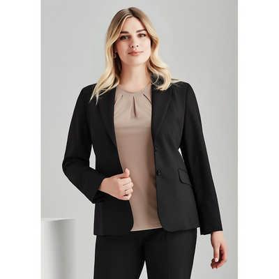 Womens Longline Jacket (64012_BZC)