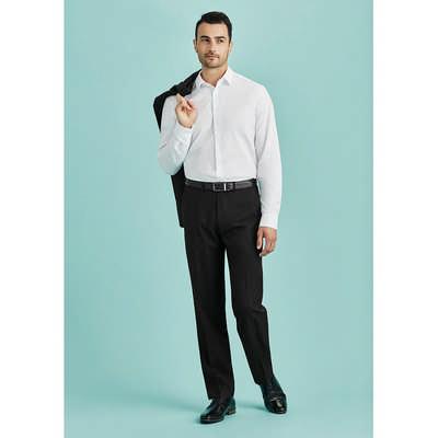 Mens Adjustable Waist Pant Regular (70114R_BZC)