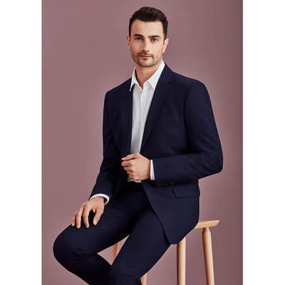 Mens City Fit Two Button Jacket (80717_BZC)