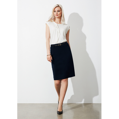 Ladies Loren Skirt (BS734L_BIZNZ)