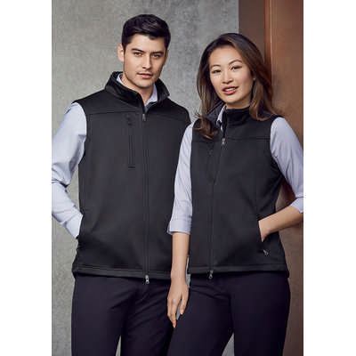 Ladies Soft Shell Vest (J29123_BIZNZ)