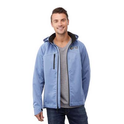 Bergamo Softshell Jacket - Mens (12906_BMV)
