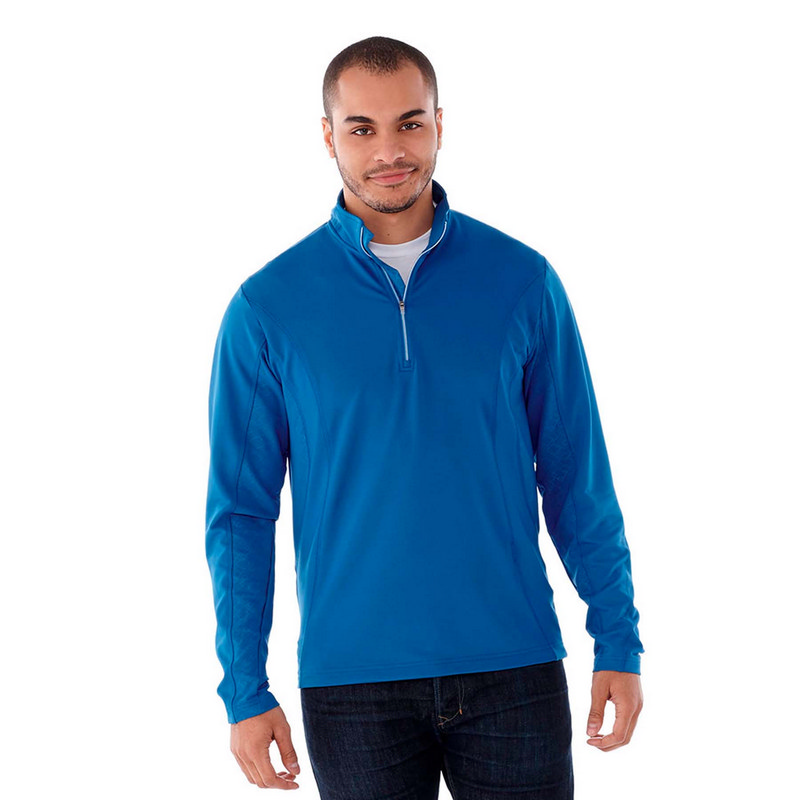 Caltech Knit Quarter Zip - Mens (17807_BMV)