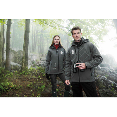 Bryce Insulated Softshell Jacket - Mens (19531_BMV)